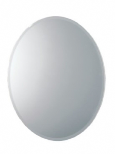 Hib Alfera Mirror, Oval With Bevelled Edge